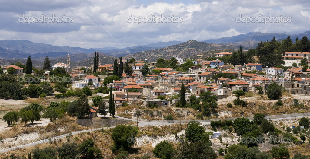 Cyprus Village, Kato Drys in Larnaca