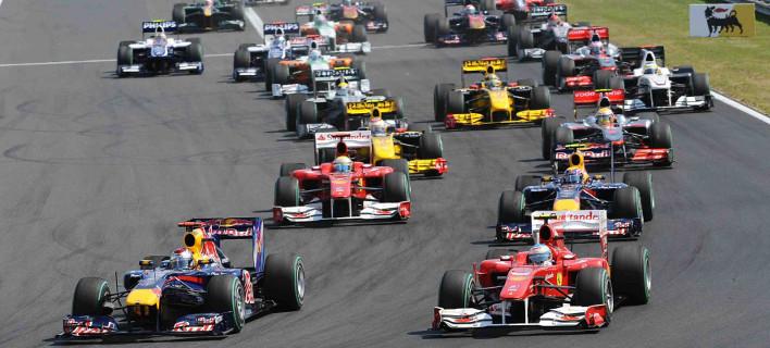 Το πρόγραμμα της νέας σεζόν στην Formula 1 – 21 Γκραν Πρι το 2017