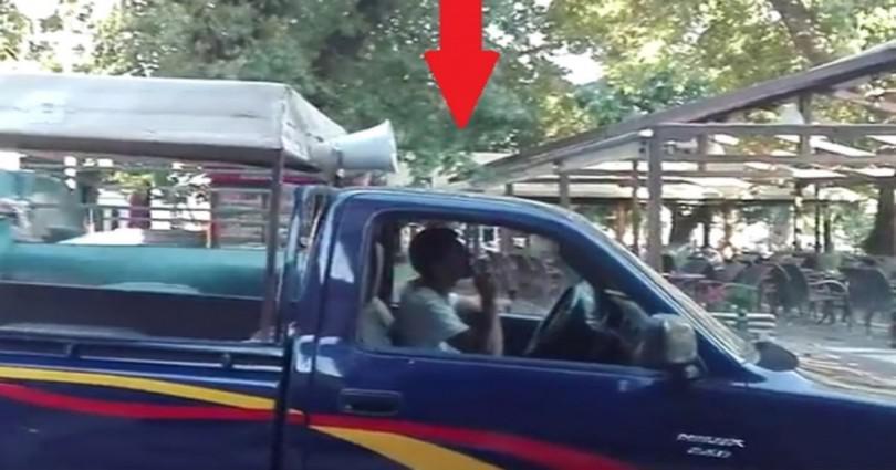 Τρελό γέλιο: Τσιγγάνος τραγουδάει στο ντάτσουν Παντελίδη και ξεσηκώνει τη γειτονιά (video)