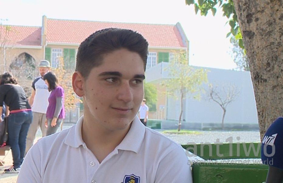 Ο 14χρονος Κύπριος που γίνεται ντοκιμαντέρ! Ιάπωνες τον ακολούθησαν στη Λευκωσία