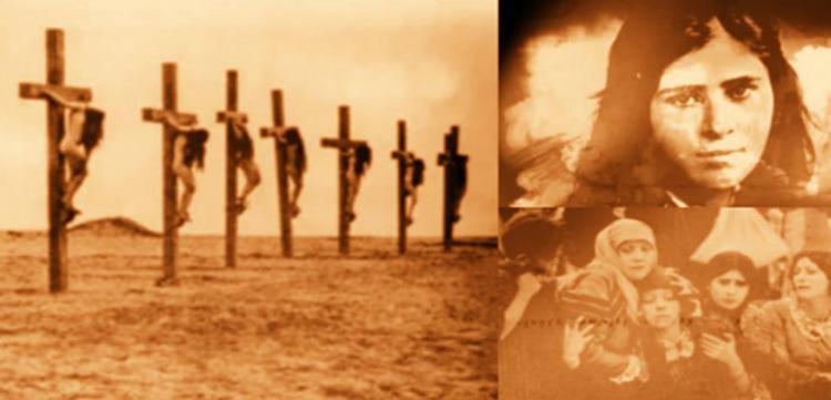 To μαρτυρικό τέλος για χιλιάδες Αρμένισες που τις παλούκωσαν και τις σταύρωσαν οι Τούρκοι. Η περιπετειώδης απόδραση της 14χρονης που έγινε ταινία και κατήγγειλε τη γενοκτονία, τους βιασμούς και τα σκλαβοπάζαρα