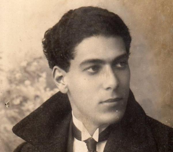 ΠΕΡΕΝΤΟΣ STORIES : Ζήνων Ρωσσίδης (1895-1990)