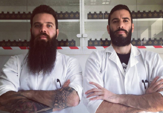 Δύο Κύπριοι έφτιαξαν το πιο trendy λαδάκι περιποίησης για γένια