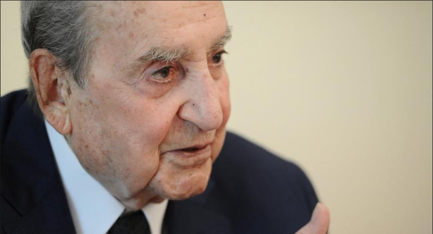 Έφυγε από τη ζωή ο Κωνσταντίνος Μητσοτάκης