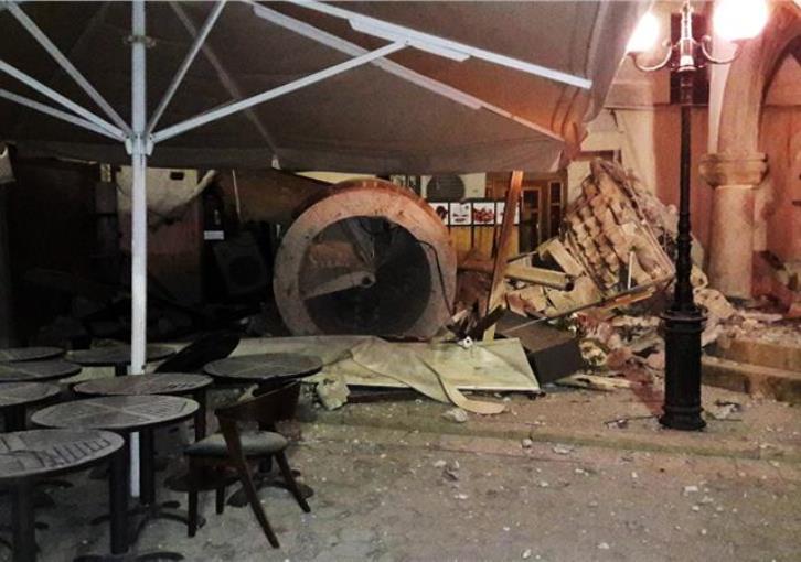Δύο νεκροί από σεισμό 6,4 Ρίχτερ στην Κω (εικόνες)
