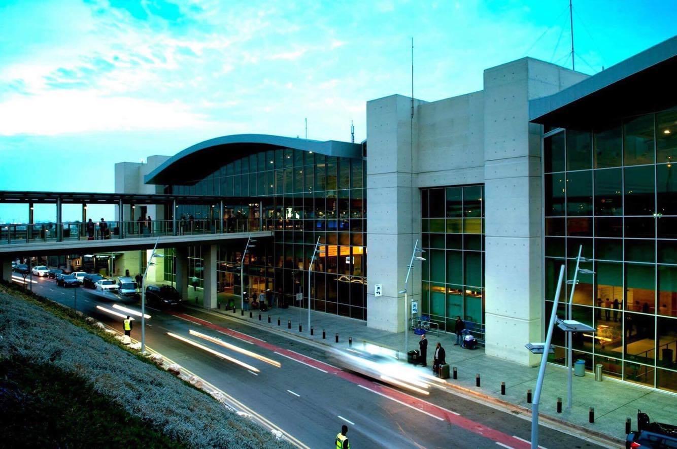 Αεροδρόμιο Λάρνακας: Σταθερά τρίτο στην αύξηση επιβατών