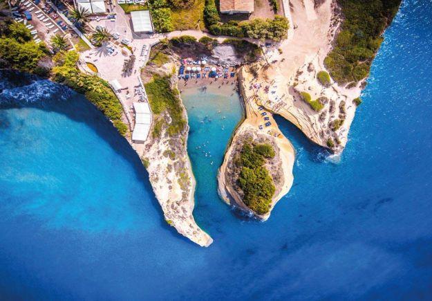 5 ελληνικές παραλίες ανάμεσα στις 15 καλύτερες της Ευρώπης [εικόνες]
