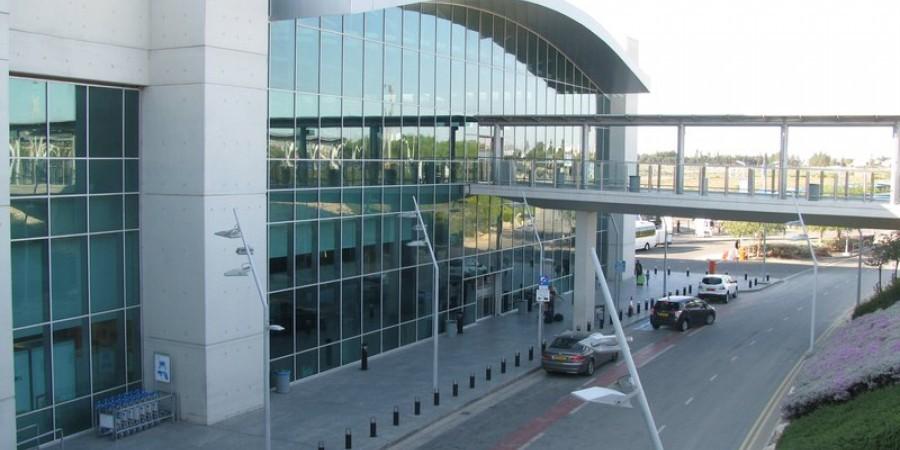 Ο κακός χαμός με επιβάτη στο Αεροδρόμιο Λάρνακας με αφορμή… ξηρούς καρπούς!