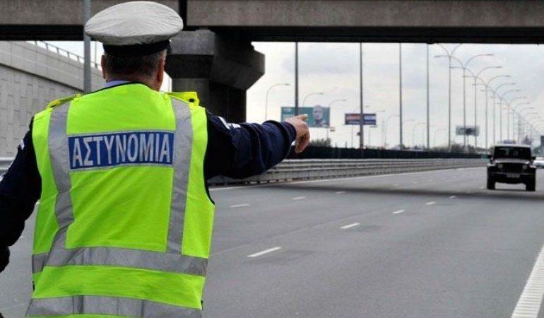 Νέα Παγκύπρια εκστρατεία ελέγχου από την Αστυνομία Κύπρου – Στους δρόμους από την Δευτέρα (4/9) οι αστυνομικοί
