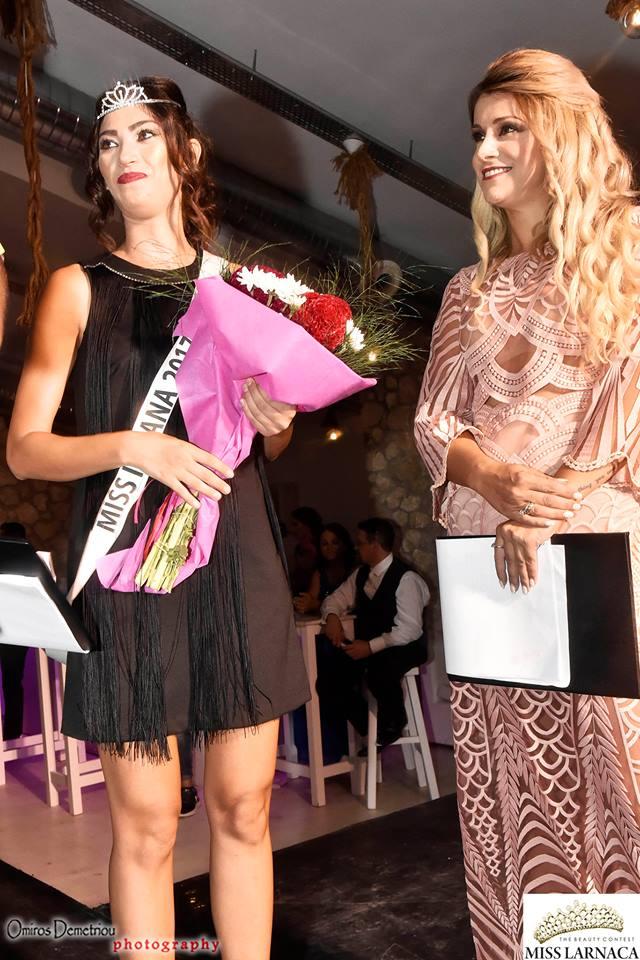 Αυτές είναι οι 5 νικήτριες του Διαγωνισμού Ομορφιάς Miss Larnaca ... 6f7f045934e