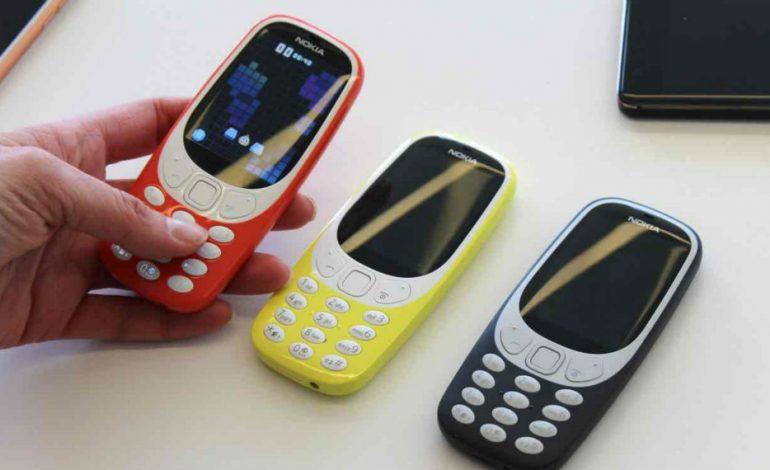 Eπιστρέφει το θρυλικό Nokia 3310 για πρώτη φορά και με 3G! Στα 69 ευρώ η τιμή του