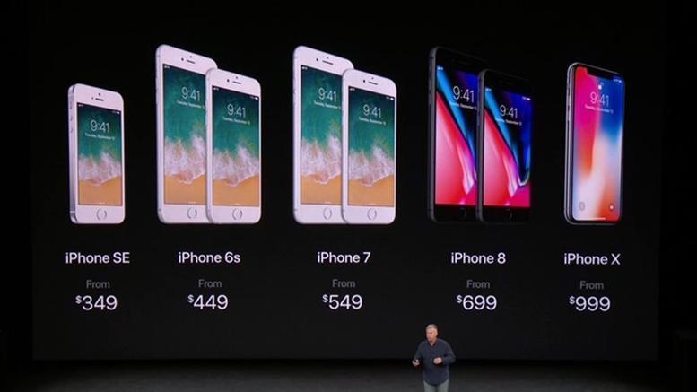 Αυτά είναι τα τρία νέα iPhone που παρουσίασε η Apple