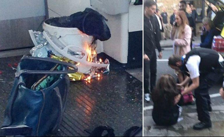 ΛΟΝΔΙΝΟ: Έκρηξη στο μετρό – Πληροφορίες για αρκετούς τραυματίες – ΦΩΤΟΓΡΑΦΙEΣ