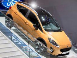 Ford Fiesta Active – Frankfurt Motorshow 2017