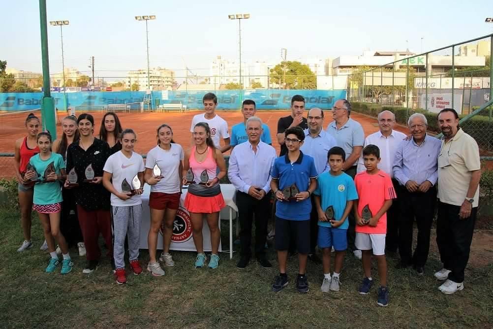 Τελικοί στο Παγκύπριο Πρωτάθλημα Ο.Α.Λάρνακας – Grade 1