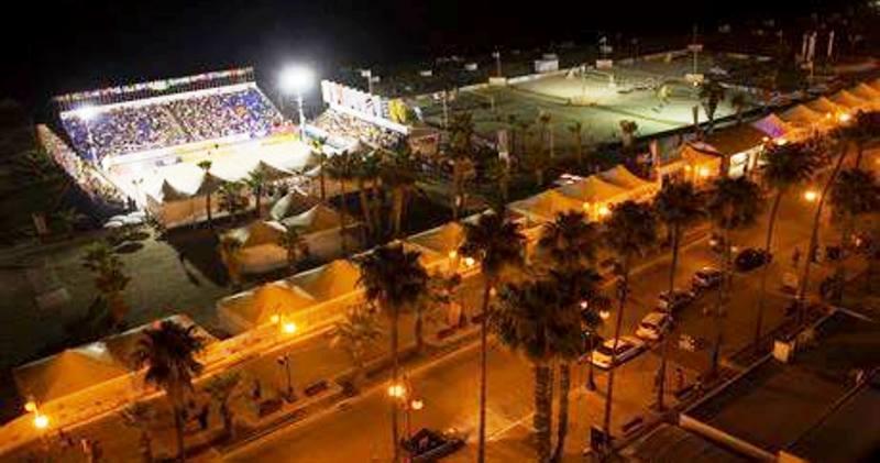Herotodou Tournament: Tο πρώτο τουρνουά Beach Tennis αξίας $10.000
