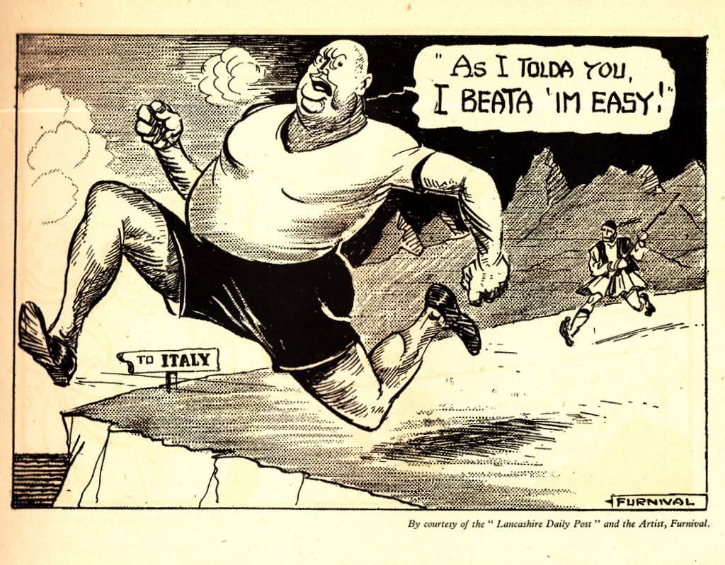 ΠΕΡΕΝΤΟΣ STORIES: Ο ΕΛΛΗΝΟΙΤΑΛΙΚΟΣ ΠΟΛΕΜΟΣ (1940-41) σε σκίτσα
