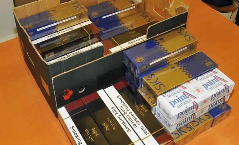 ΛΑΡΝΑΚΑ: Κατάσχεση καπνικών προϊόντων από τα κατεχόμενα