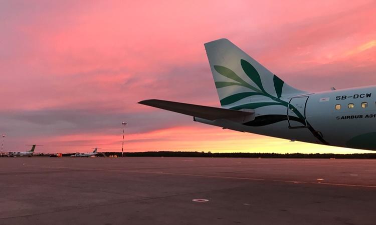 VIDEO: Στους ουρανούς με τις Κυπριακές Αερογραμμές!