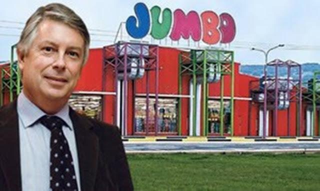 Πάμπλουτος ο Mr Jumbo, Απόστολος Βακάκης: Πού στήνει 4 νέα καταστήματα έως τα Χριστούγεννα