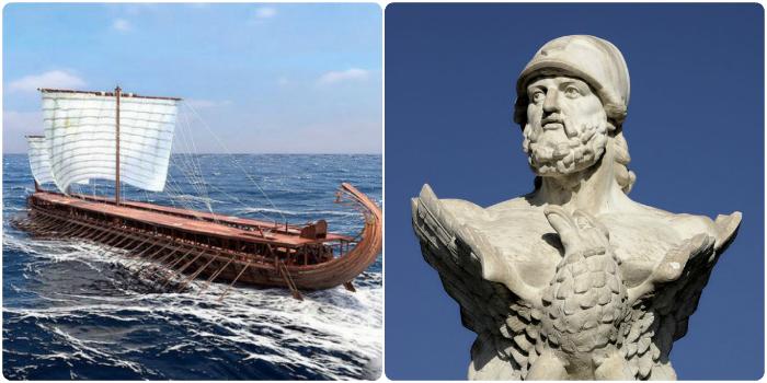 «Και νεκρός ενίκα». Ο φόβος των Περσών για τον Κίμωνα που διέταξε να κρατήσουν τον θάνατό του κρυφό μέχρι να τους νικήσουν στην Κύπρο …