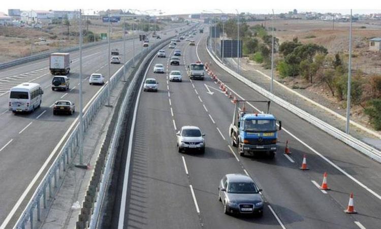 Οδηγοί προσοχη! Εργασίες συντήρησης οδοστρώματος στον αυτοκινητόδρομο Λάρνακας – Λευκωσίας