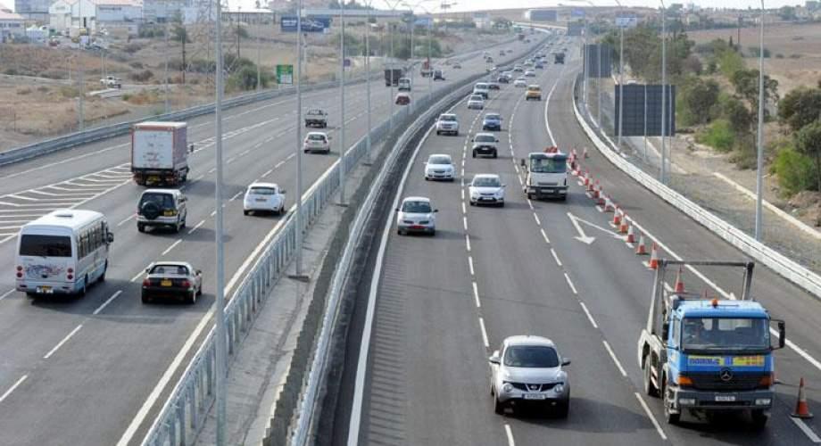 Οδηγοί ΠΡΟΣΟΧΗ! Αρχίζουν σήμερα εργασίες καθαρισμού στον αυτοκινητόδρομο Λάρνακας –Παραλιμνίου