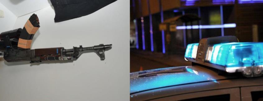 Το όπλο της απόπειρας φόνου στην Ορόκλινη εκτιμούν ότι βρήκαν οι αρχές