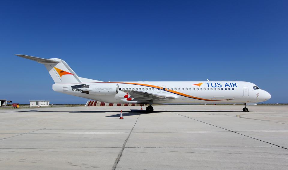 1η Δεκεμβρίου ξεκινούν οι απευθείας πτήσεις τηςTus Airwaysπρος Αθήνα