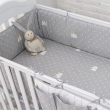 muslinlife-little-grey-crown-bedding-set-baby-safe-sleeping-baby-bed-bumpers-set-soft-baby-cot