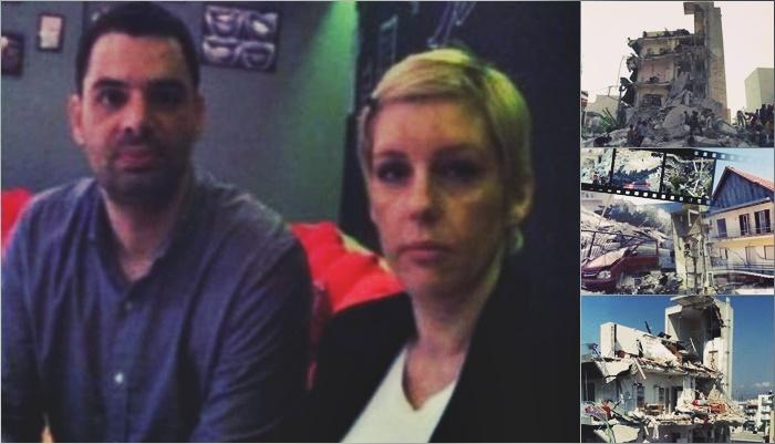 Έχασαν τους συζύγους τους στο φονικό σεισμό της Αθήνας και σήμερα είναι ζευγάρι! Η συγκλονιστική ιστορία του Γιάννη και της Μαρίας (pics)