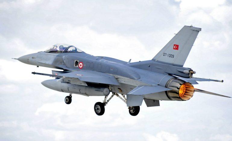 Τουρκικά F16 πάνω από την Λάρνακα – Κανένας κίνδυνος για τις πτήσεις προς το παρόν – Δηλώσεις Προϊστάμενου Κέντρου Ελέγχου Πολιτικής Αεροπορίας