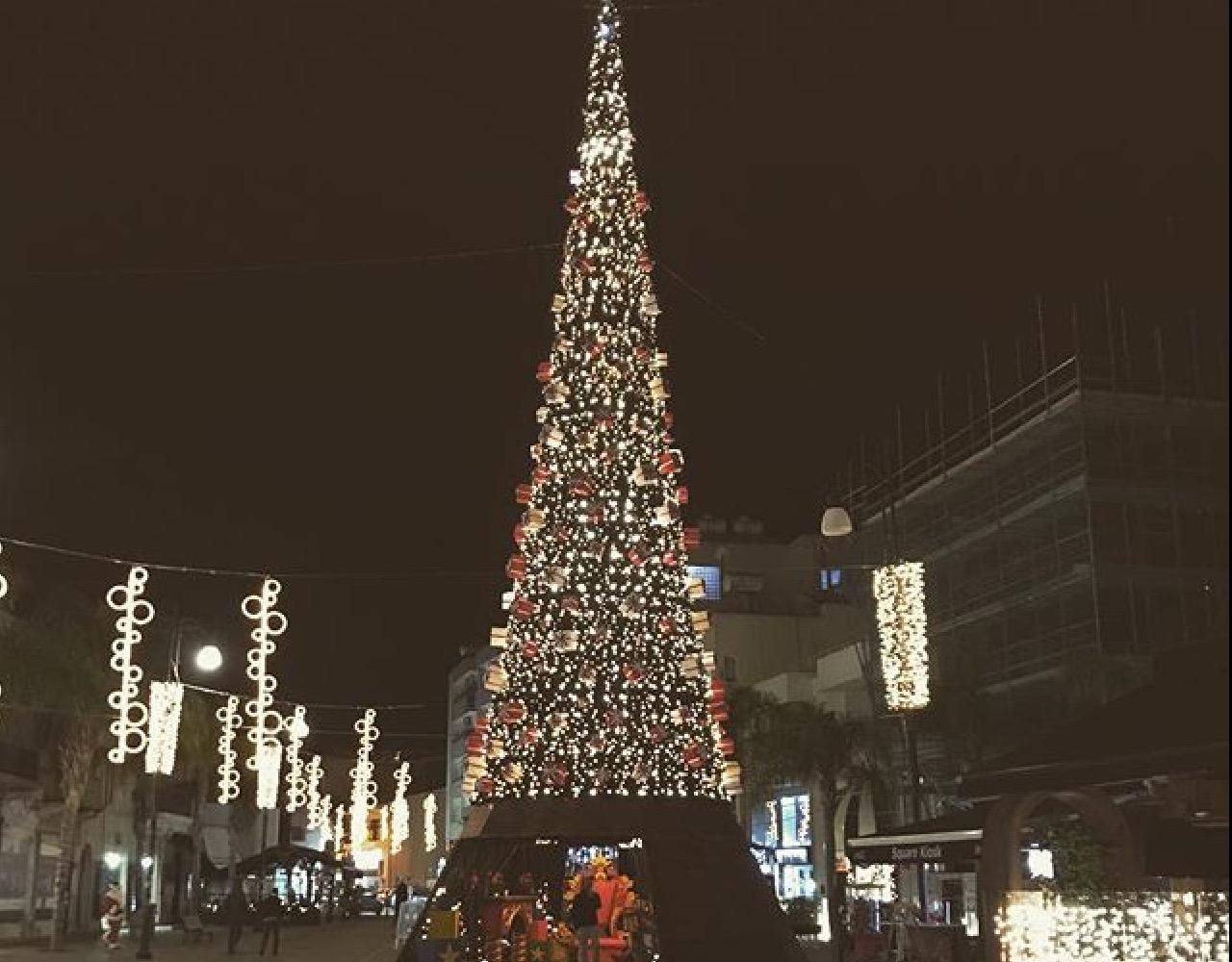 Tα πιο μαγικά Χριστούγεννα στην Λάρνακα με Βίσση, Παπαρίζου, Χατζηγιάννη & Καλλίρη!