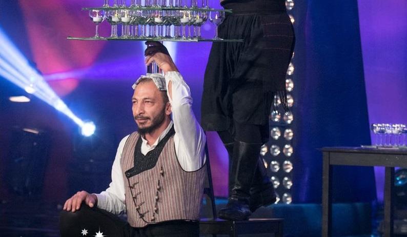 """Έσπασαν το ρεκόρ στο """"Ελλάδα έχεις ταλέντο"""" Ντίνος Κκαντή και Κυριάκος Ευθυμίου!"""