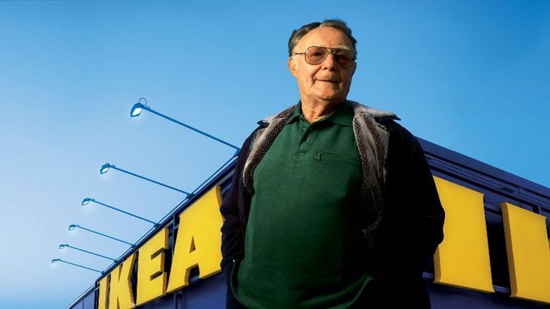 Πέθανε σε ηλικία 91 ετών ο ιδρυτής της ΙΚΕΑ