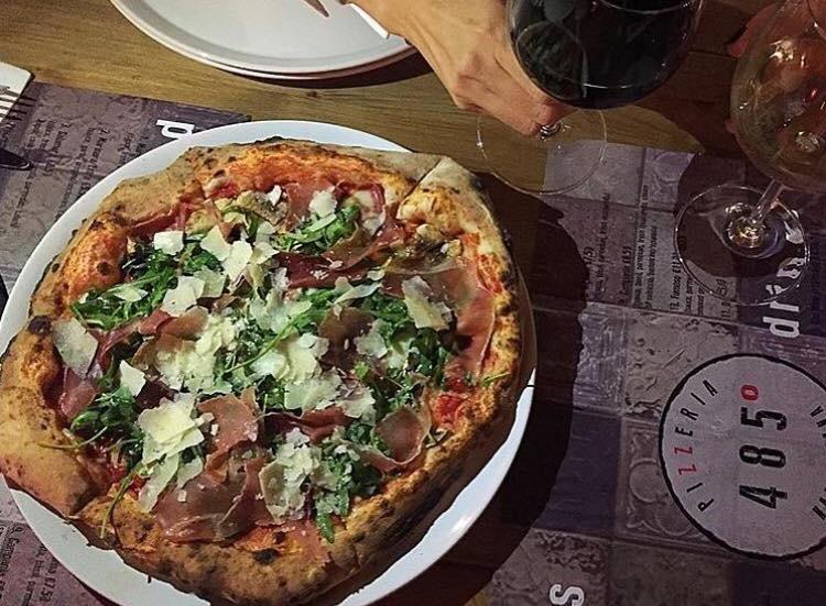 Pizzeria 485: Η νέα πιτσαρία της Λάρνακας με άρωμα από Ιταλία…