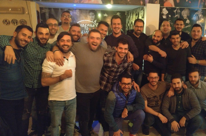 Αποφοίτησαν από το Παγκύπριο Λύκειο Λάρνακας (2005) και τα είπαν ξανά μετά από 13 χρόνια σε ένα «κεφάτο» reunion που ξύπνησε ωραίες ιστορίες… (pics)