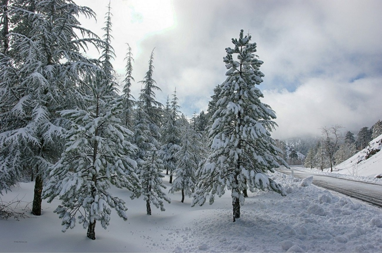 Πτώση της θερμοκρασίας, βροχές και χιόνια το τριήμερο
