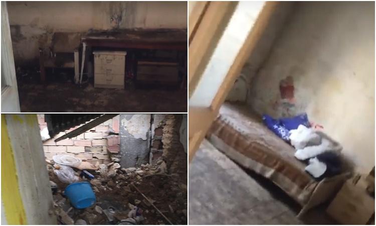 Σοκάρουν οι εικόνες – Άθλιες συνθήκες διαβίωσης για ηλικιωμένο στη Λάρνακα (video)