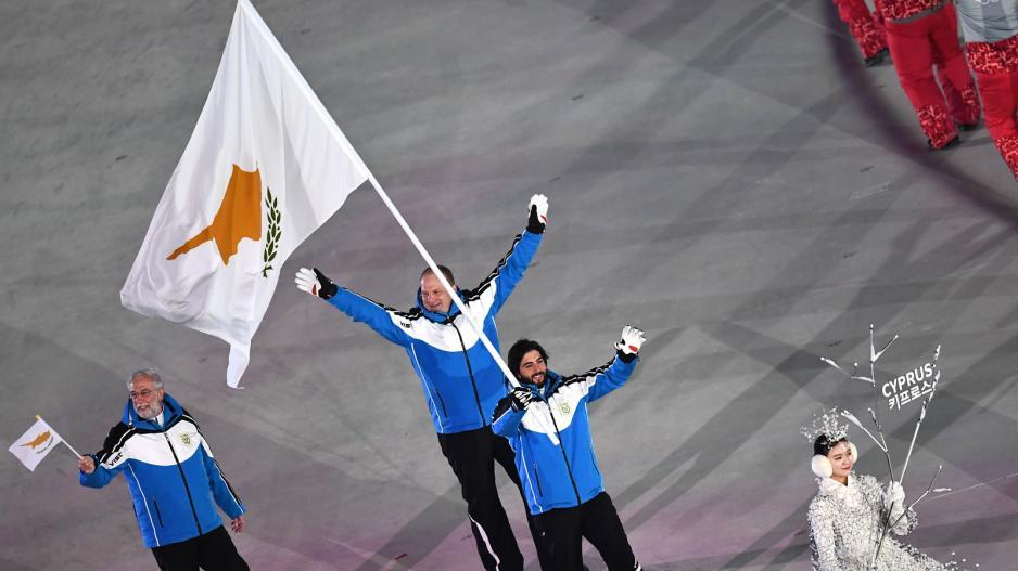 Συνεχίζει την προετοιμασία του στην PyeongChang ο Ντίνος Λευκαρίτης
