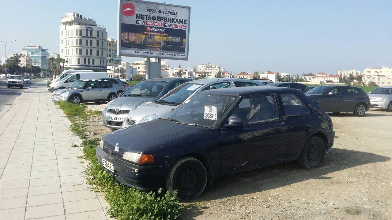 Ο Σκαλιώτης επέστρεψε και σχολιάζει τις παράνομες μάντρες αυτοκινήτων στη Λάρνακα