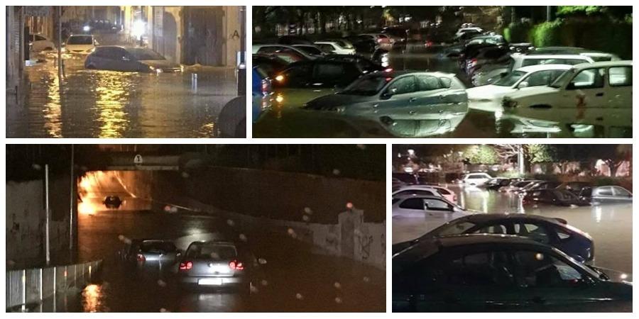 ΚΥΠΡΟΣ:Μια ολόκληρη πόλη 'βούλιαξε' στη βροχή – Πλημμύρισαν σπίτια – ΦΩΤΟΓΡΑΦΙΕΣ