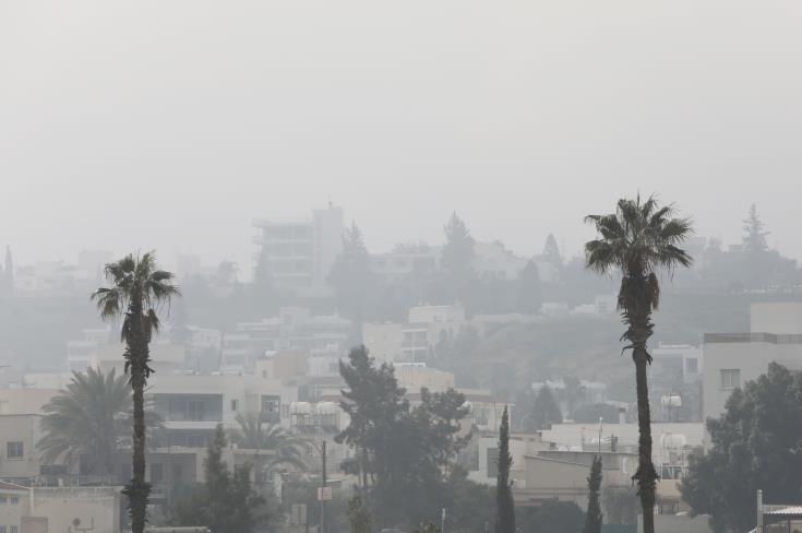 ΠΡΟΣΟΧΗ: Νέα προειδοποίηση για την σκόνη στην ατμόσφαιρα