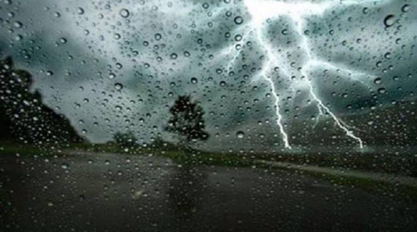 ΚΑΙΡΟΣ: Χαμηλό βαρομετρικό επηρεάζει την Κύπρο- Αναμένονται βροχές και καταιγίδες