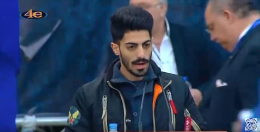Ο Κύπριος φοιτητής που μίλησε στο συλλαλητήριο για τη Μακεδονία μπροστά σε εκατοντάδες χιλιάδες κόσμου