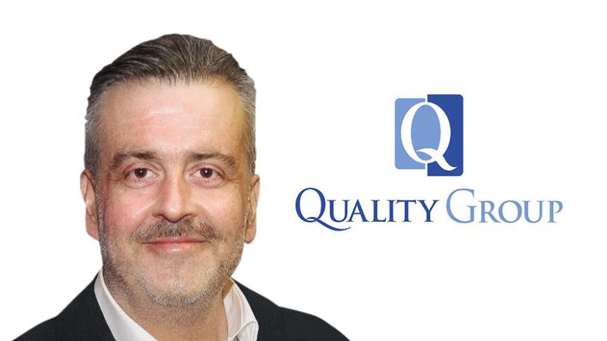 Δημήτρης Κρικέλλης: Marketing Director στην Quality Group