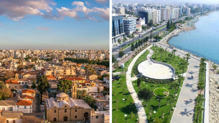 Πόλεις του μέλλοντος η Λευκωσία και η Λεμεσός