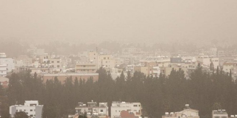 Έτσι θα προστατευθείτε από τη σκόνη στην ατμόσφαιρα