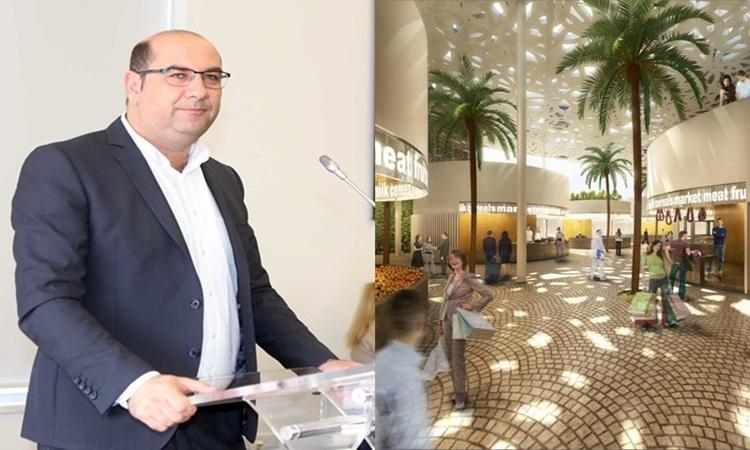 Α. Βύρας: «Η νέα Δημοτική Αγορά Λάρνακας θα γίνει, αλλά με σωστές διαδικασίες»