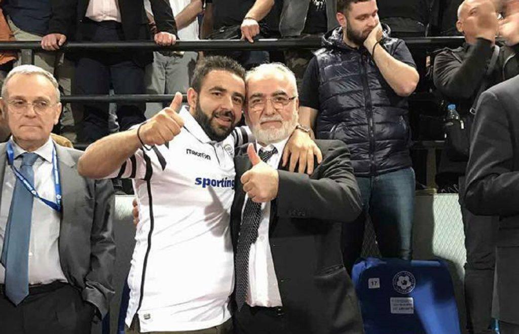 Υπεραμύνεται Σαββίδη ο Άλκης Αναστασιάδης – «Το ΑΚΕΛ να μην ασχολείται με τον Ιβάν»